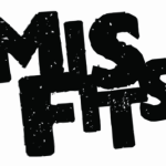 Logo from the television program Misfits