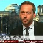 Nur europäisch lösbar – mein BBC-Interview zur Flüchtlingskrise