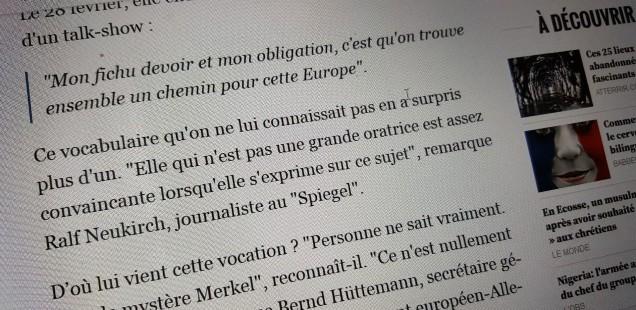 Was bleibt von Schengen übrig? – mein Beitrag bei l'Observateur
