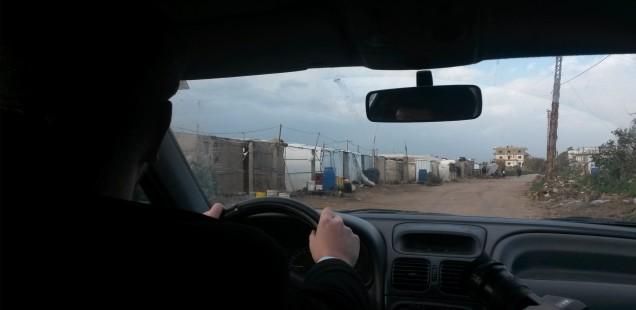 """""""Die Lage wird täglich schlimmer"""" Syrische Flüchtlinge im Libanon"""