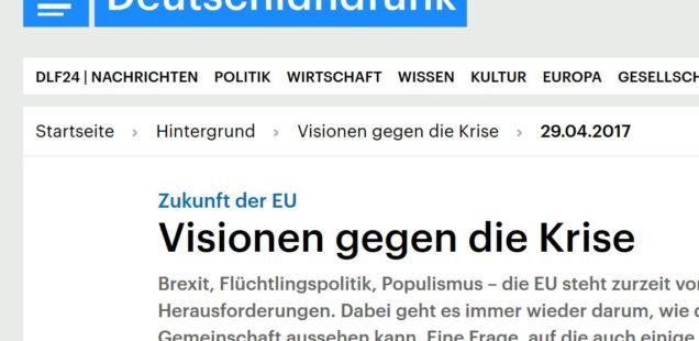 EU-Richtlinien sind Tarnnetze